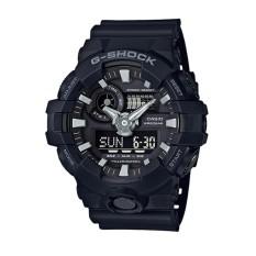 Spesifikasi Casio G Shock Ga 700 1B Jam Tangan Pria Black Resin Band Terbaik