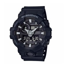 Harga Casio G Shock Ga 700 1B Resin Band Intl Paling Murah