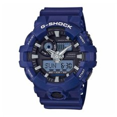 Beli Casio G Shock Ga 700 2 Super Illuminator Watch For Men Blue Intl Baru