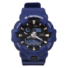 Jual Casio G Shock Ga 700 2Adr Jam Tangan Blue Branded Original