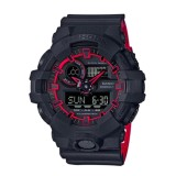 Beli Casio G Shock Ga 700Se 1A4Dr Jam Tangan Pria Black Red Strap Resin Lm
