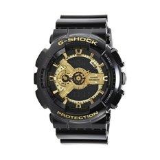 Perbandingan Harga Casio G Shock Ga110Gb 1A Jam Tangan Pria Gold Di Jawa Timur