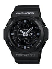 Casio G-Shock ga 150-1 Amp Magnetic resisten multi-fungsi jam tangan pria untuk pria