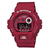 Spek Casio G Shock Gd X6900Ht 4Dr Standard Digital Timepieces Jam Tangan Red