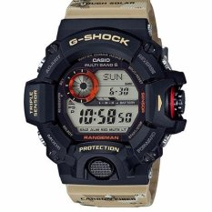 Jual Casio G Shock Gw 9400Dcj 1 Tough Solar Power For Men Watch Intl Satu Set