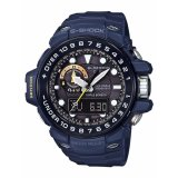 Harga Casio G Shock Gwn 1000Nv 2A Solar Powered Watch Blue Intl Merk Casio G Shock