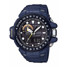 Harga Casio G Shock Gwn 1000Nv 2A Solar Powered Watch Blue Intl Casio G Shock Original