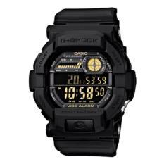Jual Casio G Shock Jam Tangan Pria Hitam Hitam Rubber Hitam Gd 350 1Bdr Online North Sumatra