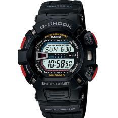Daftar Harga Casio G Shock G 9000 1V Jam Tangan Pria Black Resin Band Casio
