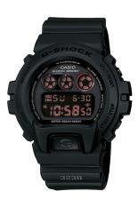 Harga Casio G Shock Dw 6900Ms 1 Jam Tangan Pria Black Resin Band Origin