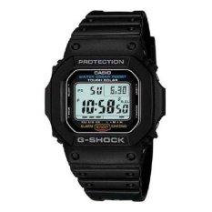 Casio G-Shock Jam Tangan Pria Original - Resin - G-5600E-1 Hitam