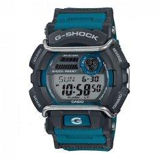 Spesifikasi Casio G Shock Laki Laki Biru Damar Tali Pengikat Perhiasan Gd 400 2 Terbaik