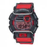 Review Casio G Shock Pria Merah Damar Tali Jam Gd 400 4 Casio G Shock Di Hong Kong Sar Tiongkok