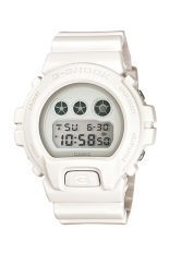 Casio G-SHOCK Men's Putih Resin Strap Watch DW-6900WW-7
