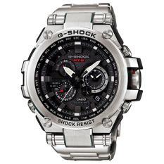 Casio G-SHOCK MTG-S1000D-1ADR - Jam Tangan Pria - Analog - Silver