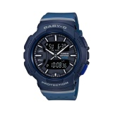 Beli Casio G Shock Women S Navy Resin Strap Watch Bga 240 2A1 Online