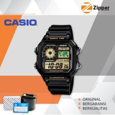 Spesifikasi Casio Illuminator Jam Tangan Digital Ae 1200Wh 1Bvdf Youth Series Tali Resin Lengkap Dengan Harga