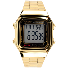 Harga Casio Jam Tangan A178 Wga 1Adf Gold Yg Bagus