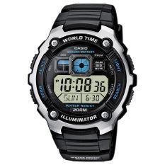 Casio Jam Tangan AE 2000 W 1AVDF - Hitam