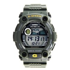 Harga Casio Jam Tangan Pria G Shock G 7900 3Dr Hijau Di Jawa Barat