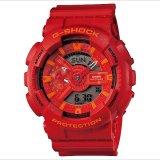 Beli Casio Jam Tangan Pria G Shock Ga 110Ac 4Adr Merah Jawa Barat