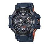 Spesifikasi Casio Jam Tangan Pria G Shock Gpw 1000 2Adr Biru Yang Bagus Dan Murah