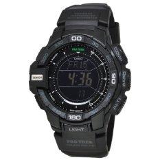 Spesifikasi Casio Jam Tangan Pro Trek Prg 270 1A Hitam Murah