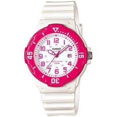 Spesifikasi Casio Jam Tangan Wanita Analog Lrw 200H 4B Yang Bagus Dan Murah