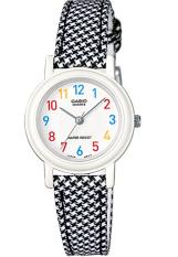 Diskon Casio Jam Tangan Wanita Hitam Putih Lq139Lb 1B