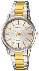 Spesifikasi Casio Jam Tangan Wanita Ltp 1303Sg 7Avdf Silver Dan Harganya