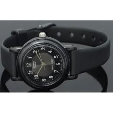 Casio Jam Tangan wanita Original Terbaru - Tali karet - LQ-139AMV-1B3 Hitam