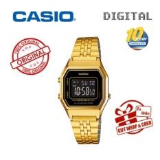 CASIO LA680WGA-1B STANDARD DIGITAL WATCH