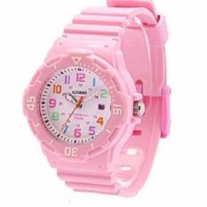 Toko Casio Lrw 200H 7Bvdf Jam Tangan Wanita Original Resin Pink Indonesia