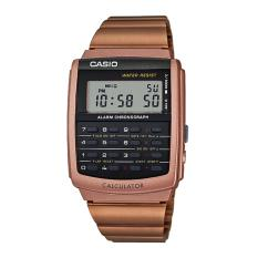 Perbandingan Harga Casio Men Data Bank Calculator Watch Ca 506C 5Adf Di Dki Jakarta