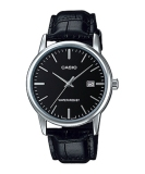 Toko Casio Men Mtp V002L 1A Black Termurah Di North Sumatra