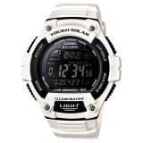 Harga Casio Men S Solar Powered Dial White Watch W S220C 7Bv New