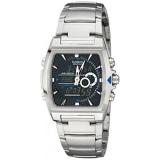 Jual Cepat Casio Mens Efa120D 1Av Ana Digi Edifice Thermometer Bracelet Watch Intl