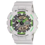 Beli Casio Pria Putih Silicon Strap Watch Ga 110Ts 8A3Dr Online