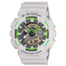 Harga Casio Pria Putih Silicon Strap Watch Ga 110Ts 8A3Dr Di Tiongkok