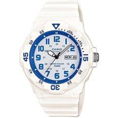 Casio MRW-200HC-7B2VDF Jam Tangan (Putih)