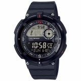 Toko Casio Outdoor Men S Watch Black Resin Band Sgw 600H 1B Intl Online Di Indonesia