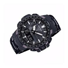 Toko Casio Pro Trek Prw 6100Yt 1 Digital Compass Watch Black Intl Casio Protrek