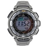 Casio Protrek Prg 240T 7 Solar Powered Men S Watch Indonesia Diskon