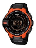 Harga Casio Protrek Prg 270 4 Men S Triple Sensor Ver 3 Tough Solar Digital Chrono Asli Casio