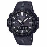 Ongkos Kirim Casio Protrek Prw 6100Y 1B Scr*w Kunci Mahkota Watch Untuk Pria Intl Di Tiongkok