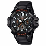 Casio Sports Men S Watch Mcw 100H 1Av Heavy Duty Design Watch With Black Silicone Band Watch Intl Di Hong Kong Sar Tiongkok