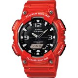Beli Casio Standard Men S Watch Black Resin Band Aq S810Wc 4A 100 M Waktu Dunia Bertenaga Surya Intl Cicil