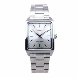 Casio Standard Men S Watch Silver Stainless Steel Band Mtp V007D 7E Intl Casio Diskon 40