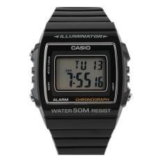 Casio W-215H-1AVDF Classic Series Jam Tangan - Black