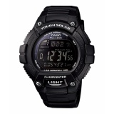 Jual Beli Casio W S220 1Bv Tough Solar Digital Watch Jam Tangan Pria Resin Strap Hitam